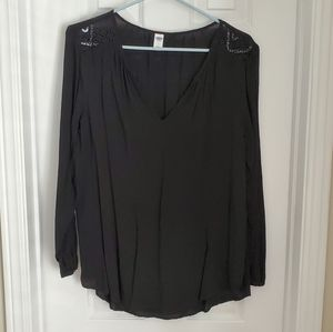 Lot of 6 EUC Old Navy Long Sleeve T-shirts Blouses